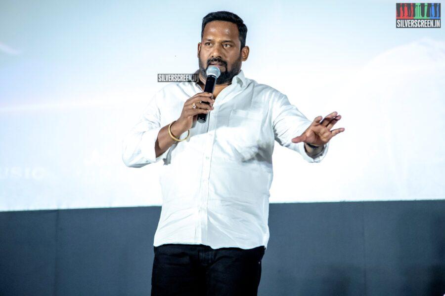 Robo Shankar At The 'Plan Panni Pannanum' Audio Launch