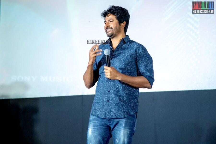 Sivakarthikeyan At The 'Plan Panni Pannanum' Audio Launch