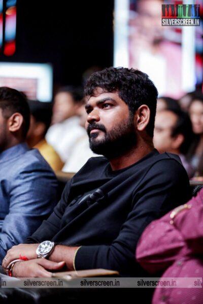 Visgnesh Shivan At The 'Master' Audio Launch