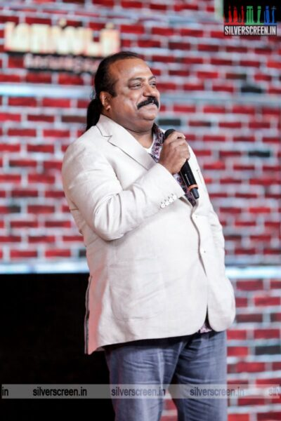 Celebrities At The 'Master' Audio Launch