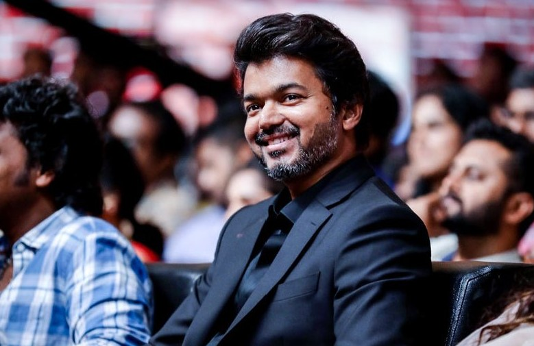 Vijay At The 'Master' Audio Launch