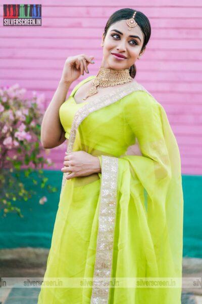 Indhuja Ravichandran Photoshoot Stills
