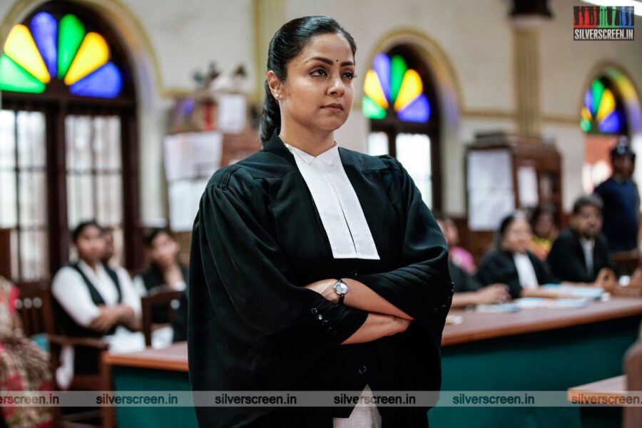 Ponmagal Vandhal Movie Stills Starring Jyothika