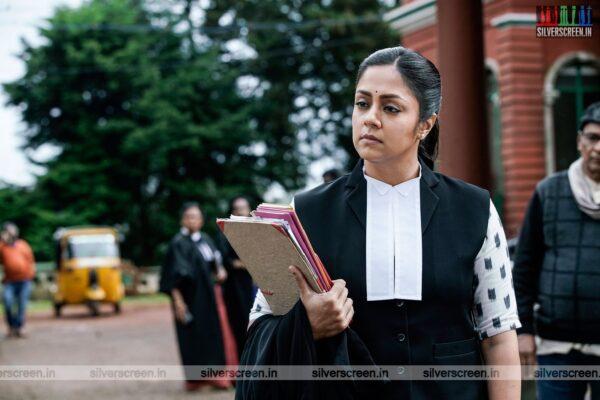 Ponmagal Vandhal Movie Stills Starring Jyothika