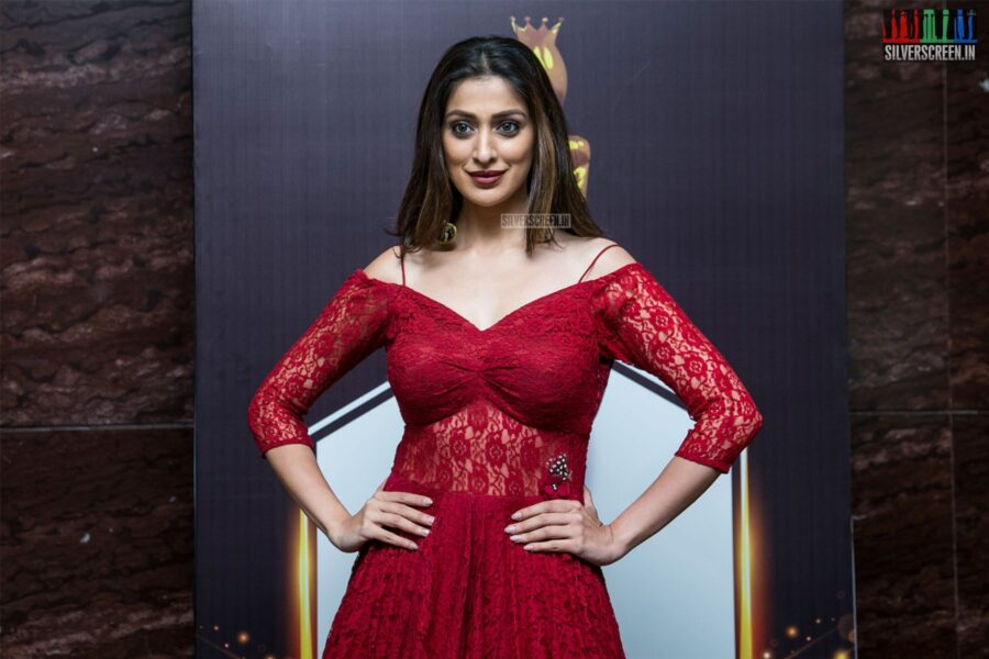 Raai Laxmi At The Zingbi Fashion Show