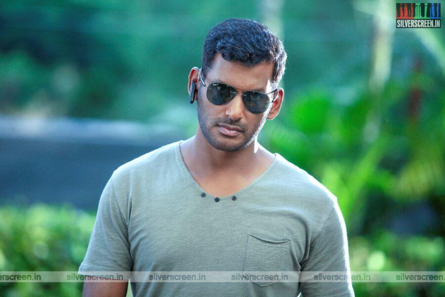 Chakra Movie Stills Starring Vishal