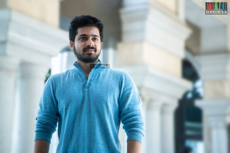 Harish Kalyan At The 'Dharala Prabhu' Press Meet