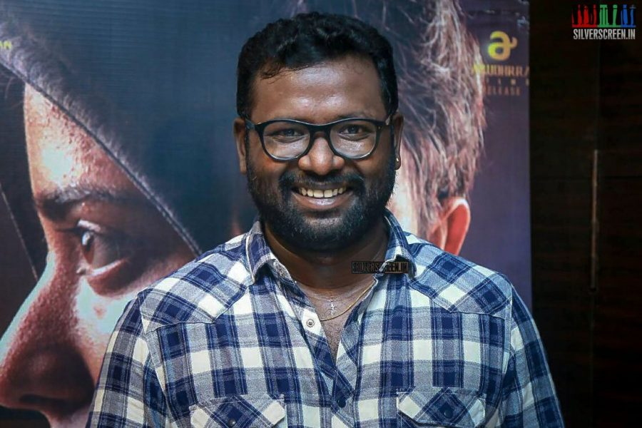 Arunraja Kamaraj At The Kanaa Audio Launch