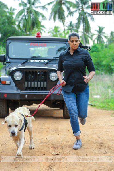 Danny Movie Stills Starring Varalaxmi Sarathkumar