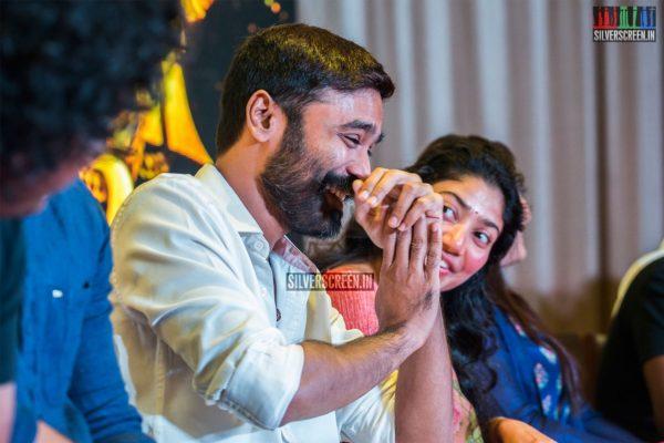 Dhanush At The 'Maari 2' Press Meet