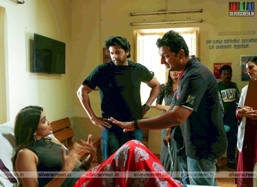 Bhoomi Movie Stills Starring Jayam Ravi, Niddhi Agerwal