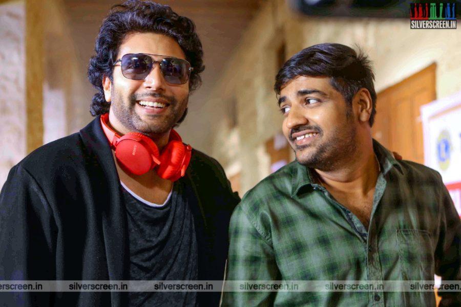 Bhoomi Movie Stills Starring Jayam Ravi, Sathish