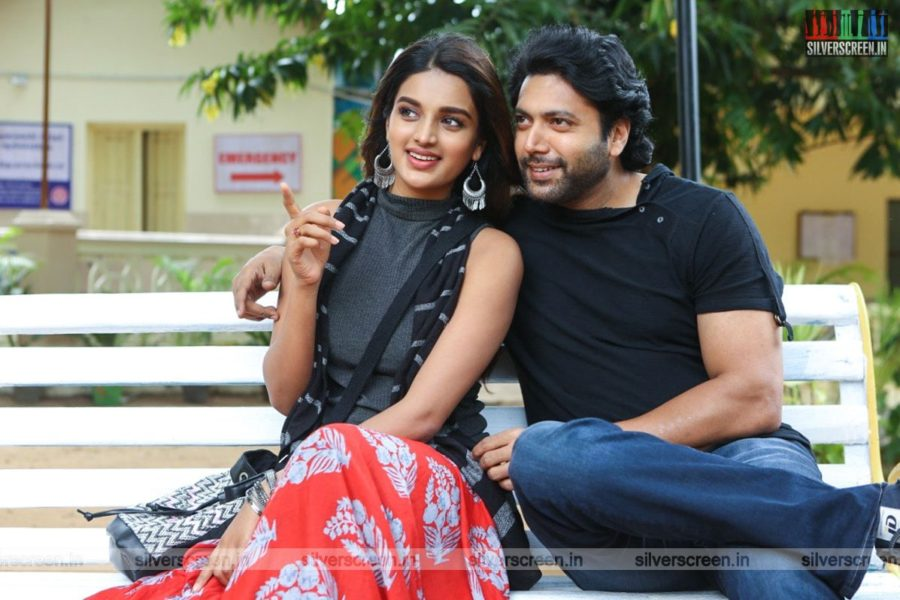Bhoomi Movie Stills Starring Jayam Ravi, Niddhi Agerwal