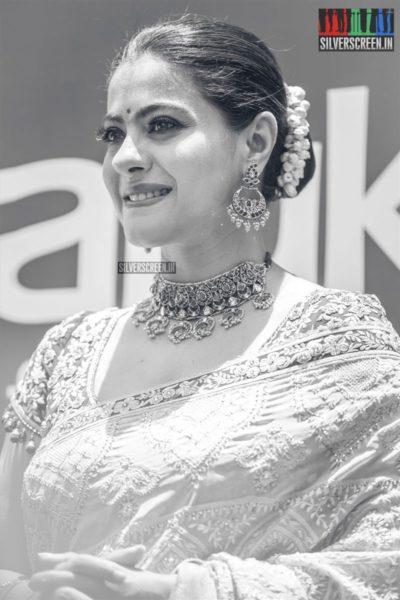 Kajol At A Jewellery Store Launch