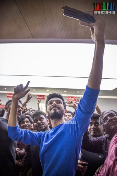 Anirudh Ravichander At The First Anniversary Celebrations Of The One Plus Experience Store In Chennai
