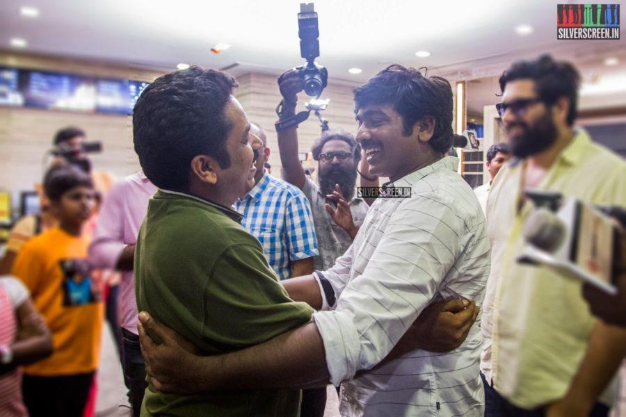 at Dharmadurai Premiere Show