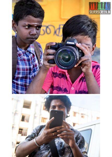 Photos From Chennai's Art District – Kannagi Nagar