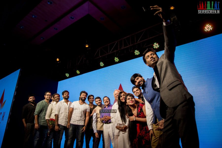 Jagan, Vignesh Shivan, Shanthanu At Knack Studio Launch