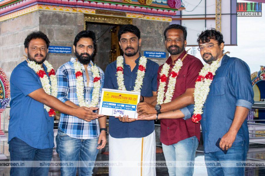 Sridevi Films-Thanigai Untitled Movie Launch Photos