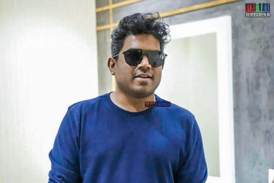Yuvan Shankar Raja At The Launch Of A Luxury Style Bar In Chennai