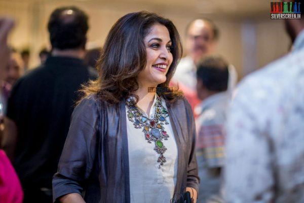 Ramya Krishnan at the Thaanaa Serndha Koottam Success Meet