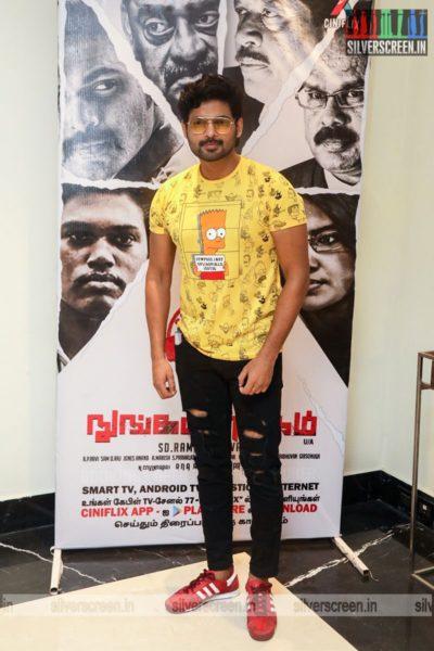 Ajmal At The Nungambakkam Press Meet