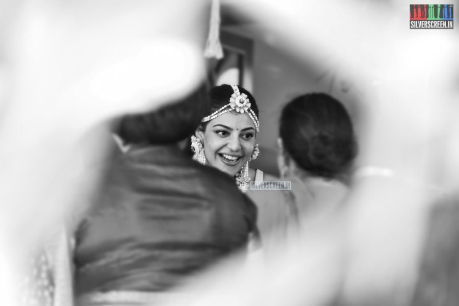 In Pictures: Kajal Aggarwal's Pre Wedding Party