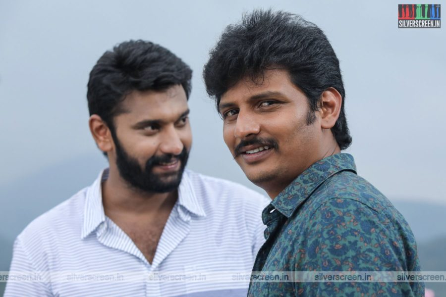 Kalathil Santhippom Movie Stills Starring Jiiva, Arulnithi