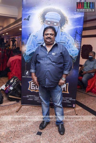 Sakthi Chidambaram at Pei Mama Audio Launch