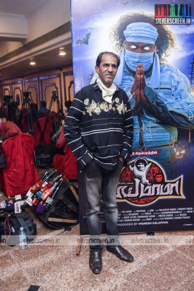 Vaiyapuri at Pei Mama Audio Launch