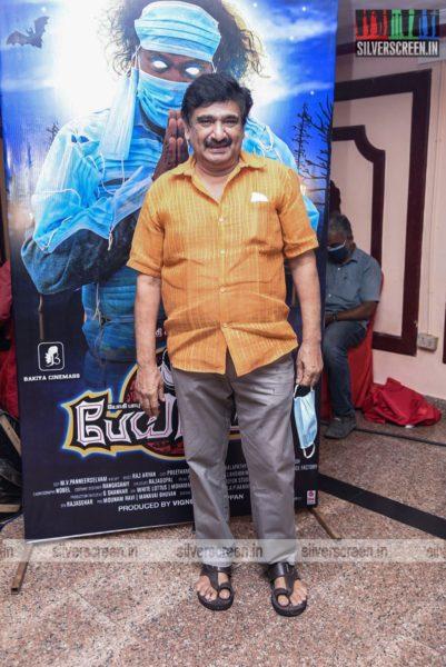 Ramesh Khanna at Pei Mama Audio Launch