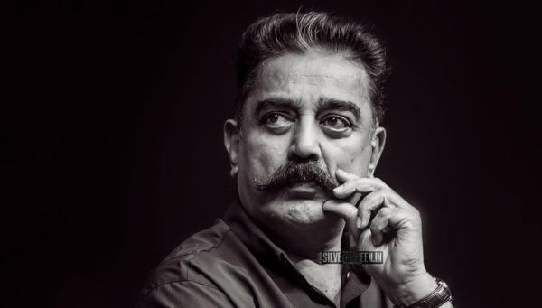 Kamal Haasan At The 'Kadaram Kondan' Press Meet