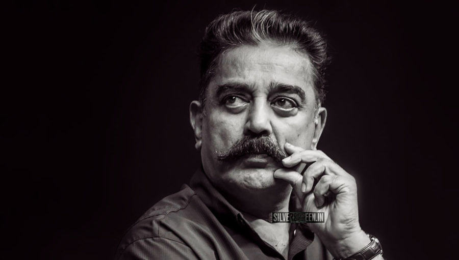 Kamal Haasan At The 'Kadaram Kondan' Press Meet