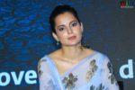 Kangana Ranaut At The 'Cauvery Calling' Press Meet
