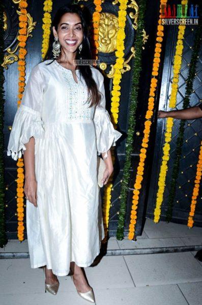 Anupriya Goenka At Ekta Kapoor's Diwali Party