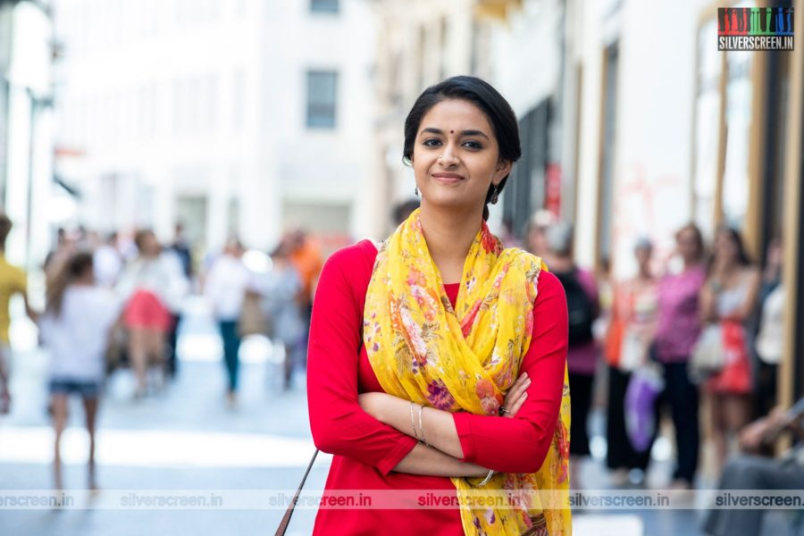 Miss India Movie Stills Starring Keerthy Suresh