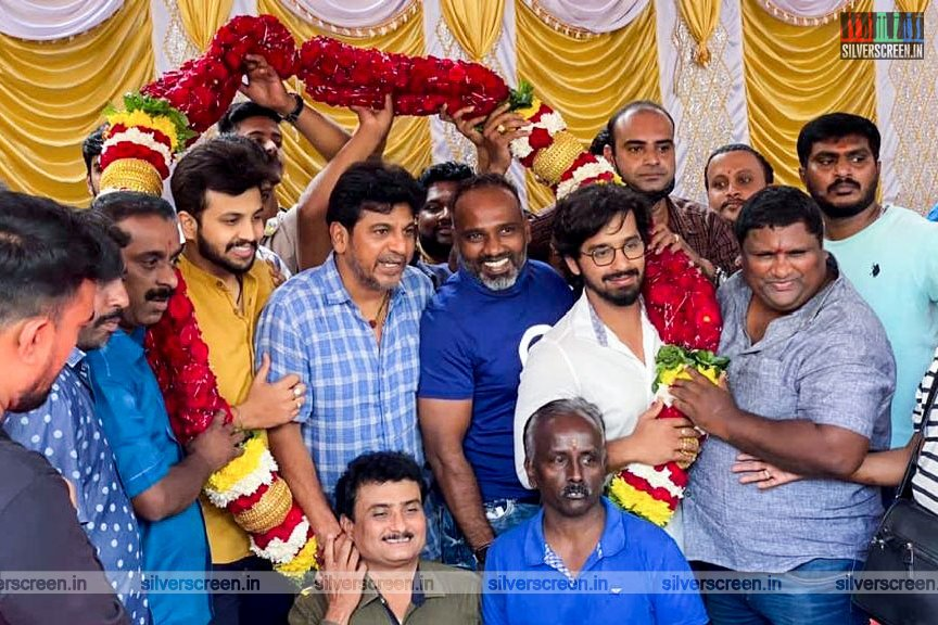 Shivrajkumar-Vijay Milton's Untitled Movie Launch Photos