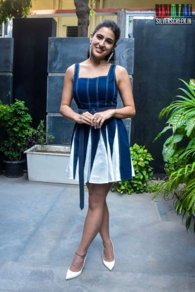Sara Ali Khan Promotes 'Coolie No. 1'