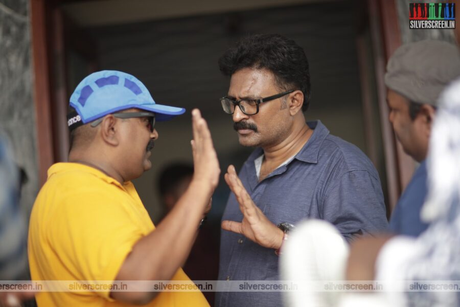 Psycho Movie Stills Starring Mysskin