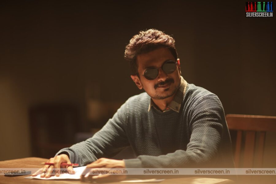 Psycho Movie Stills Starring Udhaynidhi Stalin