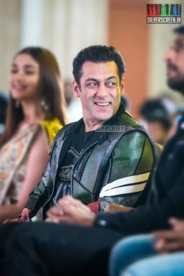 Salman Khan At The 'Dabangg 3' Press Meet