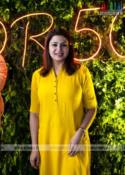 Celebrities At Dil Raju's 50th Birthday Party