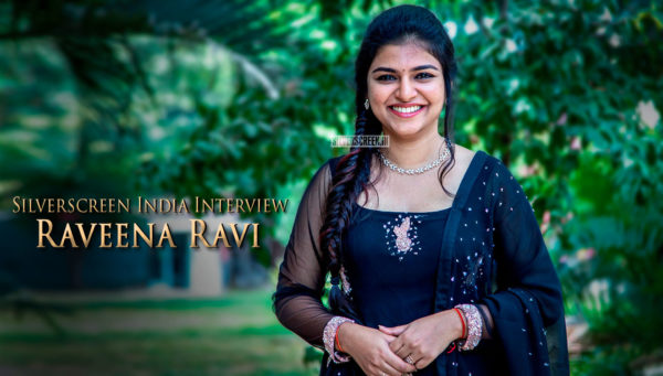 Raveena Ravi At The 'Kavalthurai Ungal Nanbann' Audio Launch