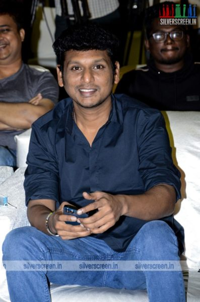 Lokesh Kanagaraj At The Master Audio Launch