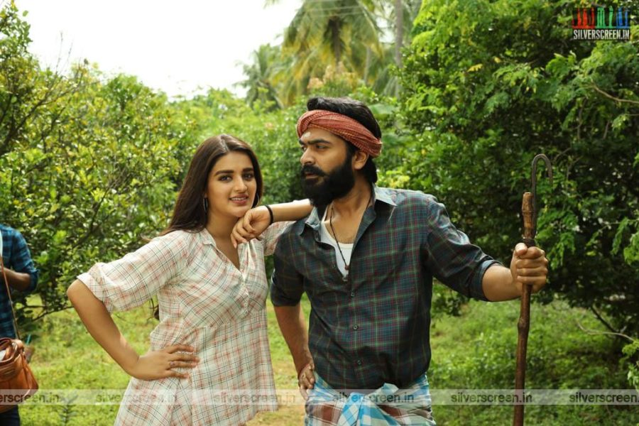 Eeswaran Movie Stills Starring Silambarasan, Nidhhi Agerwal