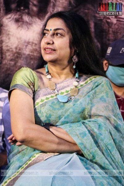 Suhasini Mani Ratnam At The Maayathirai Audio Launch