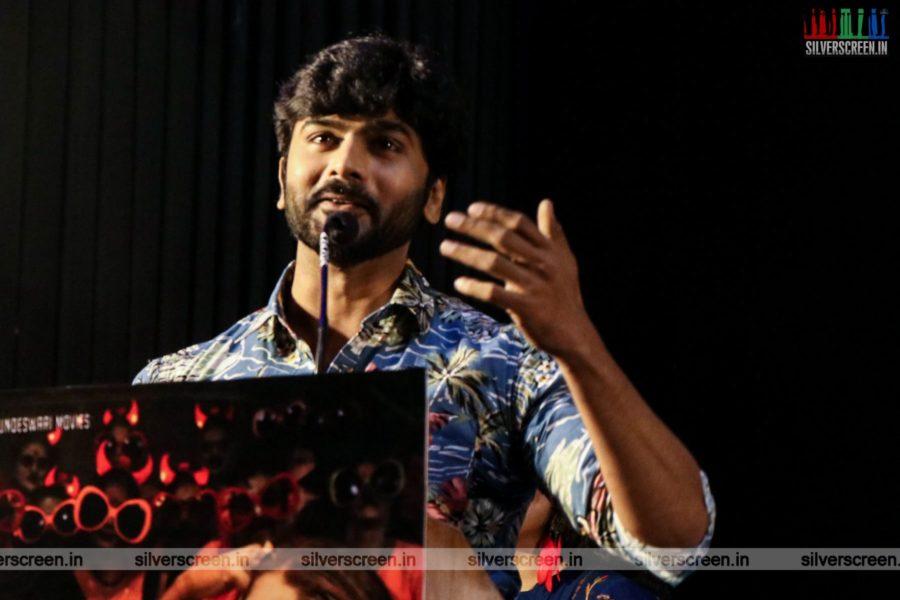Celebrities At The Maayathirai Audio Launch