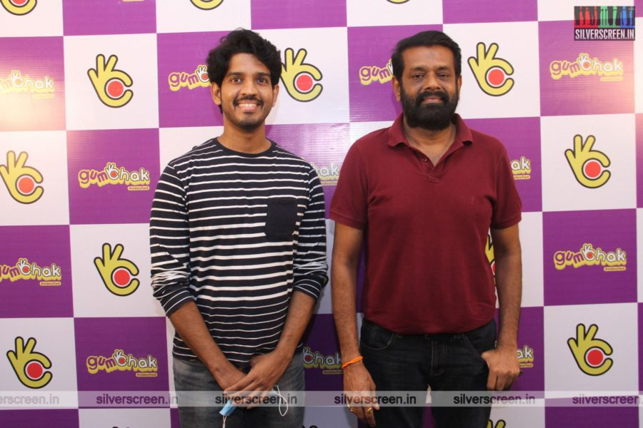 Vasanth At The Gumchak Studio Launch In Chennai
