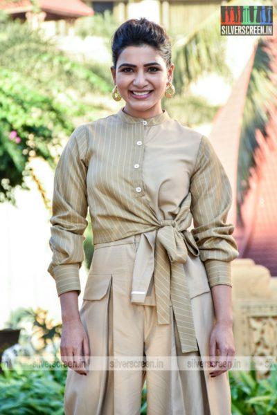 Samantha Akkineni Promotes The Family Man 2
