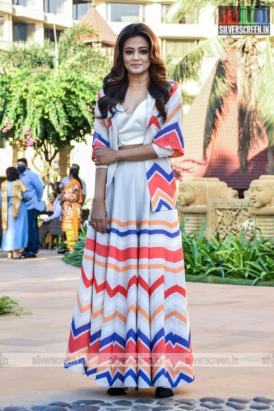 Priya Mani Promotes The Family Man 2